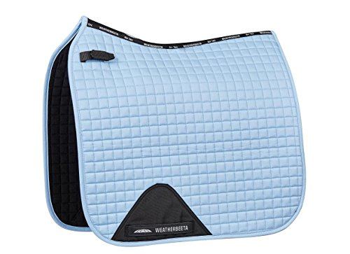 (Weatherbeeta Prime Dressage Saddle Pad Denim)