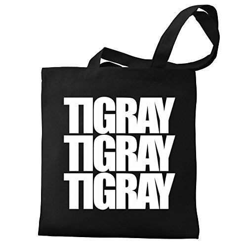 Eddany Tigray three words Bereich für Taschen DY72cNr