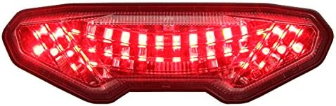 Fits MT-09 FZ-09 MT-09 Tracer FJ-09 Tracer 900//GT LED Integrated Tail Light