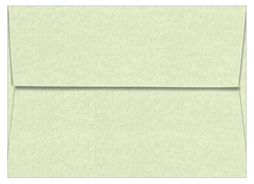 A6 Astroparche Celadon Envelopes - Straight Flap, 60T, 1000 Pack