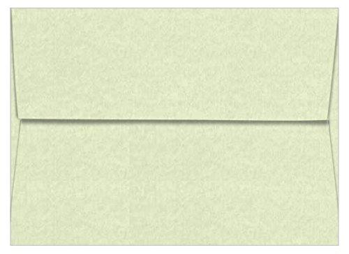 A6 Astroparche Celadon Envelopes - Straight Flap, 60T, 1000 Pack