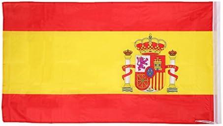 90*150cm Decoración Casa Fiesta Bandera Nacional sin Hebilla ...