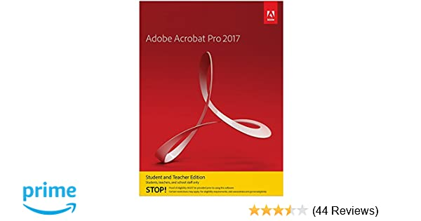 Cheapest Adobe Acrobat Xi Pro Student And Teacher Edition