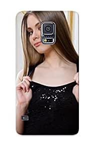 Defender Case For Galaxy S5, Legs Women Models Skirts Metart Magazine Belorussian Kristel Pattern, Nice Case For Lover's Gift