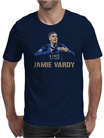 Jamie Vardy /& Leicester Striker t-Shirt