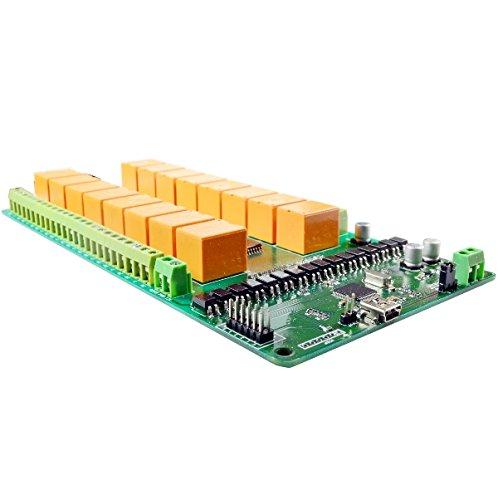 Numato Lab 16 Channel USB Relay Module (Relay Board Serial)