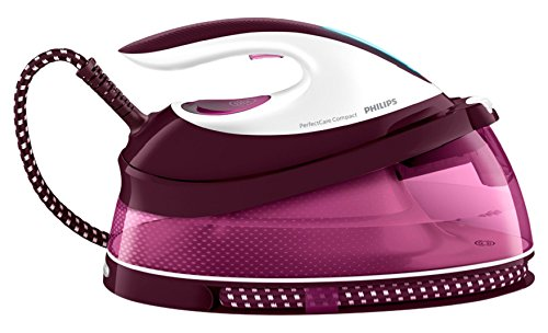 PerfectCare Compact Steam Generator Iron GC7808/40 with 280g steam boost