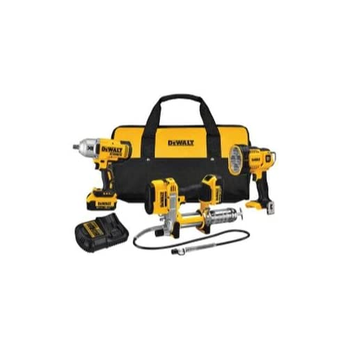 Image of Combo Kits DEWALT DCK397HM2 Lithium Ion 3-Tool Combo Kit