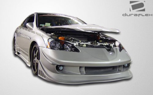 Duraflex ED-VNP-088 Vader Front Bumper Cover - 1 Piece Body Kit - Compatible For Acura RSX ()