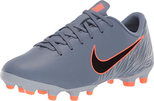 Nike Jr. Mercurial Vapor XII Academy Multi Ground Cleats (5.5 Big Kid M US) (Nike Vapor Soccer)