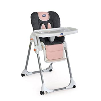 Chicco Polly Highchair Double Pad Fabric Bella   Chicco 00063803490070