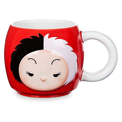 Disney Cruella De Vil ''Tsum Tsum'' Mug -