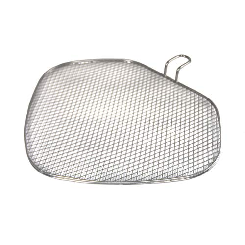 Charcoal Companion CC5175 KitchenQue Stovetop Mesh Screen Smoker Accessory, one size, silver
