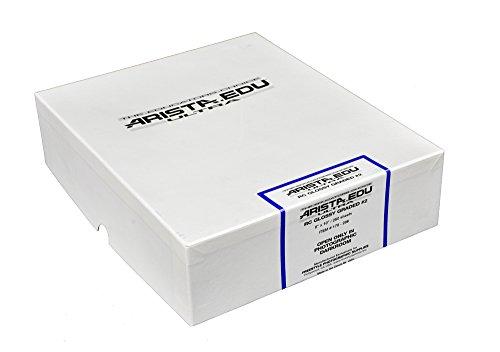 Arista EDU Ultra RC Black & White Photographic Paper, Glossy #2 8x10, 250 Sheets