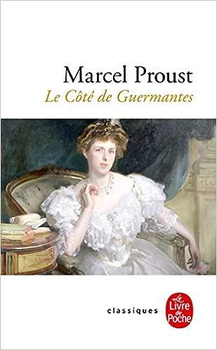 Le Cote De Guermantes Le Livre De Poche French Edition