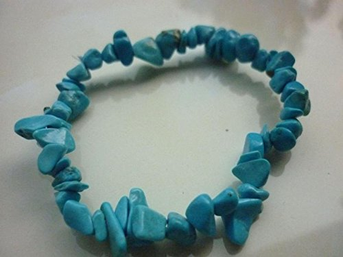 Shi Shi Shengli on behalf of the East China Sea crystal blue loose stone bracelet victory and success to success