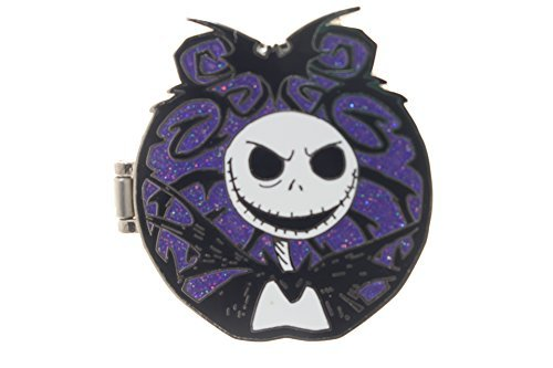 Disney Nightmare Before Christmas Jack Skellington Family Locket -