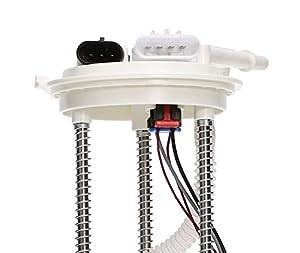 TOPSCOPE FP3967M - Fuel Pump Module Assembly E3967M for 1998 1999 CHEVROLET C1500/C2500/K1500/K2500 SUBURBAN, GMC C1500/C2500/K1500/k2500 SUBURBAN (w/2 Electrical Connectors, w/Module Code GFN)