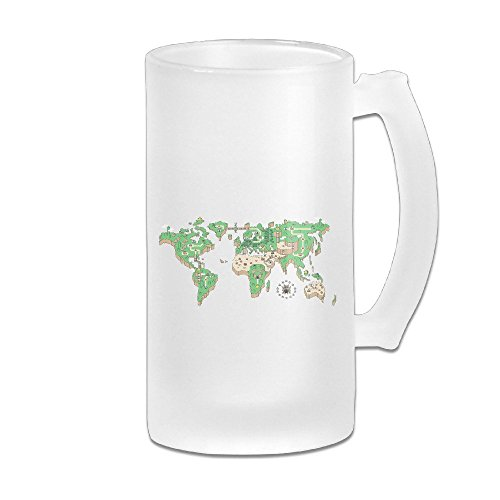 Yennefer mugs the best amazon price in savemoney mario pxiel world map beer glass mug gumiabroncs Gallery