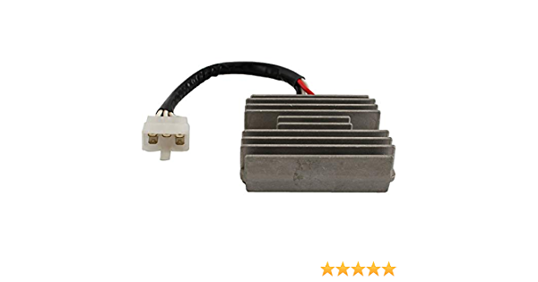 Royal Star Tour Deluxe XVZ130nalT 3LS-81960-00-00 3LS-81960-01-00 3VD-81960-00-00 Voltage Regulator Rectifier 12V Compatible With//Replacement For 1294cc YAMAHA Royal Star XVZ1300A