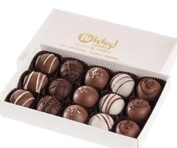 Chocolate Truffle Collection - Gluten Free, Milk Free, Nut Free - 15 Pieces