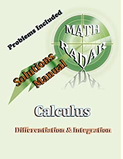 Calculus differentiation integration lessonpractice workbook solutions manual calculus differentiation integration fandeluxe Choice Image