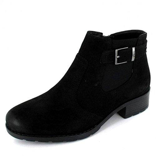 Black Boots 49507 ara Women's 01 xPnq8wp6g6