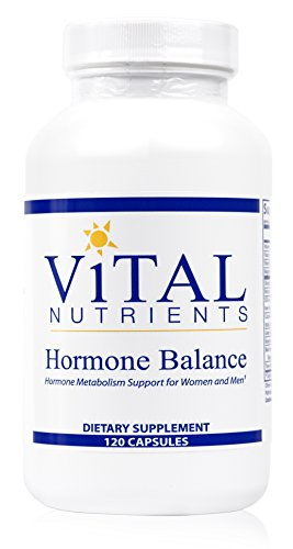 Vital Nutrients Hormone Metabolism Capsules product image