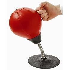 Stress Buster Desktop Punching Ball