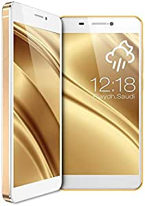 InnJoo One Dual Sim - 16GB, 3G, Wifi, White/Gold