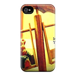 New Miss You Tpu Case Cover, Anti-scratch Mialisabblake Phone Case For Iphone 4/4s