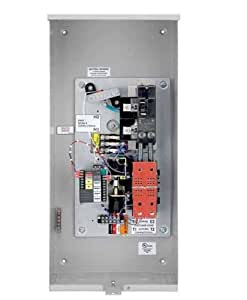 Siemens SE150RD 150-Amp Outdoor and Automatic Transfer Switch with Service Disconnect, Aluminum Enclosure