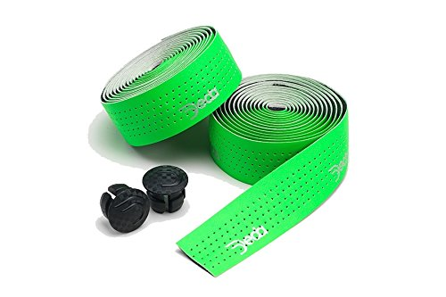 Deda Elementi Fluorescent Bar Tape Green, One ()