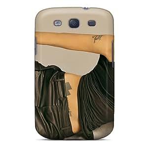 Luckmore Galaxy S3 Hybrid Tpu Case Cover Silicon Bumper Celebrity Angelina Jolie