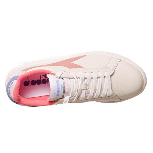 per Game Albicocca Diadora Bianco Sneakers Wide L Donna 0qxxwI5WT7