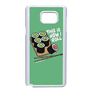Samsung Galaxy Note 5 Phone Case White David &amp Goliath This is How I Roll VMN8190270