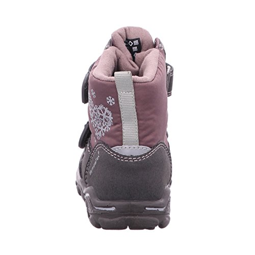 Lurchi Unisex Baby Kiri-Sympatex Stiefel Grau (Steel Old Pink 45)