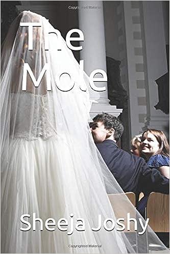 The Mole: Sheeja Joshy: 9781980881957: Amazon com: Books
