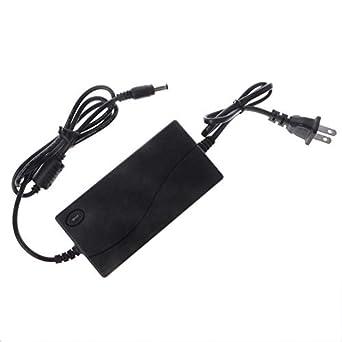 Amazon com: Fincos 12V 5A 60W AC 100V-240V Converter Power