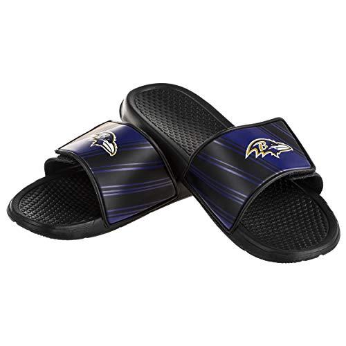43f1590e633b FOCO NFL Mens Legacy Sport Shower Slide Sandals