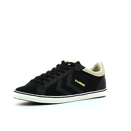 Hummel Mann Low Sneakers Gre 41 Schwarz