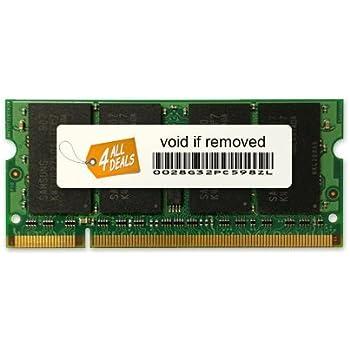 4GB Kit 2x2GB RAM Memory Upgrade for the Lenovo ThinkPad T61