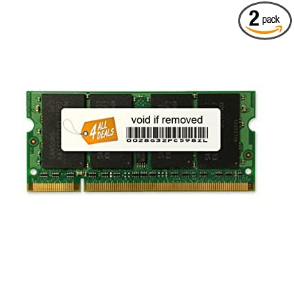 4GB Kit (2x2GB) Memory RAM Upgrade for Acer Aspire 5610 (DDR2-533MHz