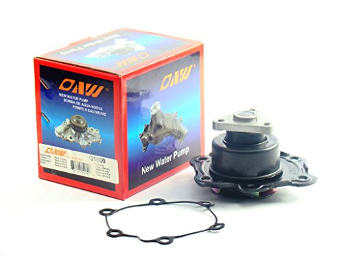 OAW G1800 Engine Water Pump for Saturn SC SL SW Series 1991 - (Saturn Sc2 Water)