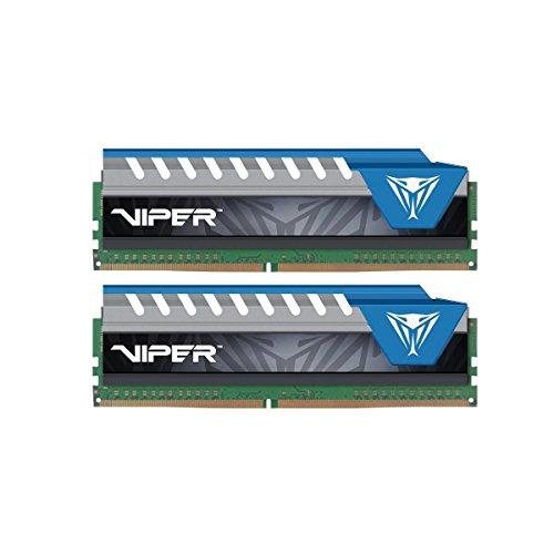Patriot Viper Elite Series DDR4 8GB (2 x 4GB) 2666MHz Kit - Elite Black 4