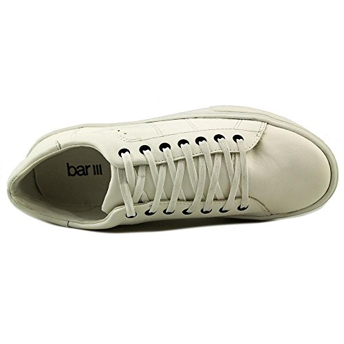 Bar III Womens Honey Low Top Lace Up Fashion Sneakers White X9MlWdP