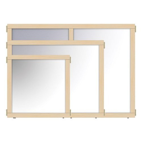 "KYDZ Suite 1512JCEMR Panel, Mirror, E-Height, 36"" Wide"