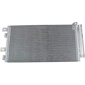 A//C Condenser-Condenser Parallel Flow UAC fits 02-08 Mini Cooper 1.6L-L4