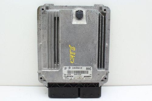 Engine Computer Ecm Ecu Module - 4