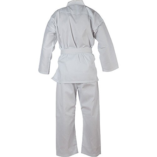 blanc Sports étudiant Blitz Costume de Karaté coton adulte 4Ov0O6n